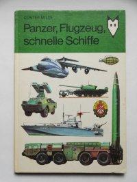 東ドイツ 子供向け百科事典(Panzer,Flugzeug,schnelle Schiffe)
